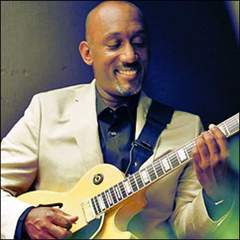 Jazz Guitarist Tim Bowman